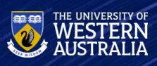 西澳大学logo