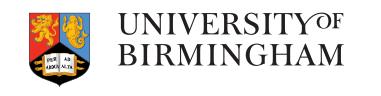 伯明翰大學