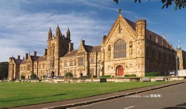西悉尼大学建筑