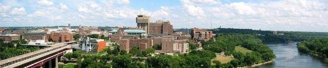 明尼苏达大学双城校区