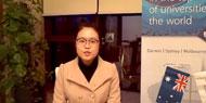 查尔斯达尔文大学学生大使专访:我和CDU的故事