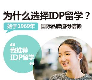 为什么选择IDP